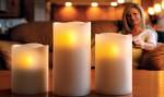 Набор светодиодных свечей с Пультом Управления «LED-Candles»