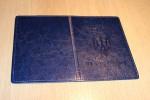 Обложка на паспорт Dark blue