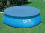 Надувной бассейн Intex + система циркуляции Pro (457cm x 122cm) + аксессуары