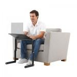 Столик для ноутбука с USB вентиляторами, 1241