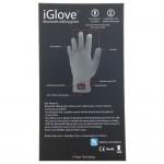 Bluetooth перчатка - управление пальцами рук