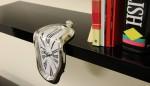Оригинальные тающие часы «Melts»