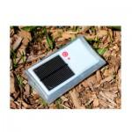 Оригинальный фонарик на солнечной батарее