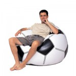 Кресло «Футбольный мяч»