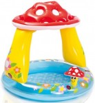 Детский надувной бассейн Intex «Грибочек» (102см х 89см)
