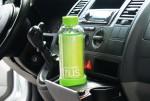 Стеклянная фреш-бутылка для самодельных напитков