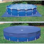 Каркасный бассейн Intex+ система циркуляции Pro-plus (457cm x 122cm)+ аксессуары