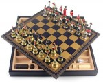 Набор ItalFama Наполеон шахматы + шашки + нарды, 3000