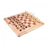 Игровой набор из 4 настольных игр ELITE BEECH (бук), 1742