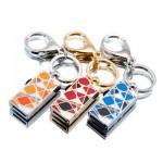 Ювелирная флешка «Разноцветные квадраты»