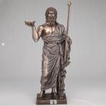 Статуэтки из бронзы. История религии Рима