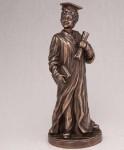 В преддверии 1 сентября! Бронзовая статуэтка Ученик! Лучший подарок учащемуся!