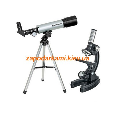 Набор телескоп-микроскоп для детей