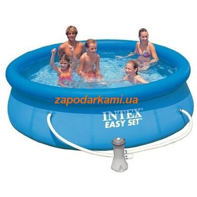 Надувной бассейн + система циркуляции Pro (305cm х 76cm)