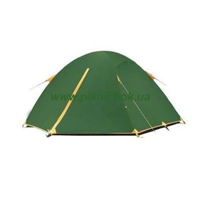 Трехместная палатка Scout
