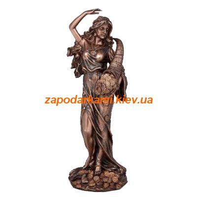 Статуэтка «Фортуна - богиня удачи»