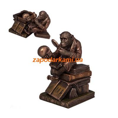 Статуэтка-шкатулка «Обезьяна Дарвина»