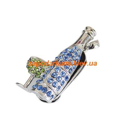 Ювелирная флешка «Шампанское»