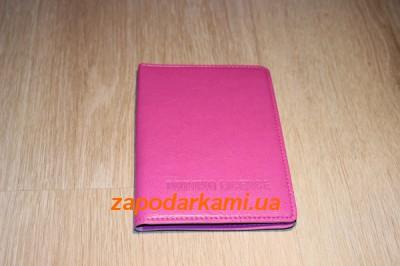 Обложка на права Pink (Эко-кожа)