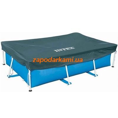 Тент Intex для каркасного бассейна 200x300 см