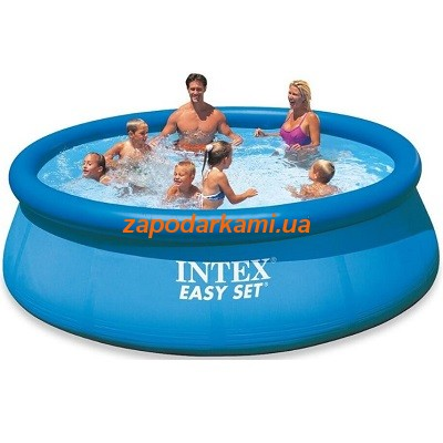 Надувной бассейн Intex (396cm x 84cm)