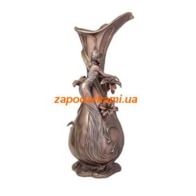 Декоративная ваза «Девушка в мечтах»