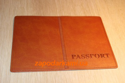 Обложка на паспорт Brown relief