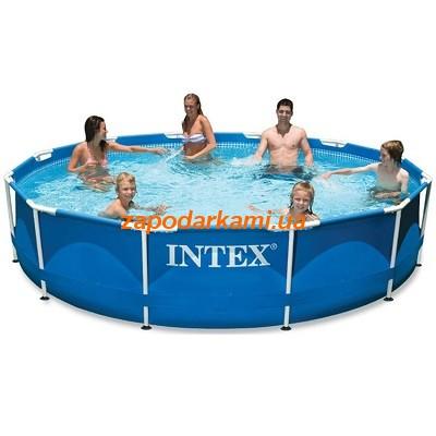 Каркасный бассейн Intex (366cm x 76cm)