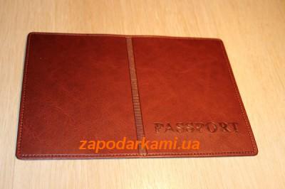 Обложка на паспорт Sequoia