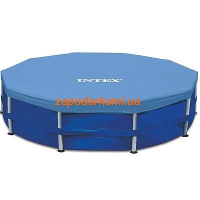 Тент Intex для каркасного бассейна (Диаметр: 366 см)