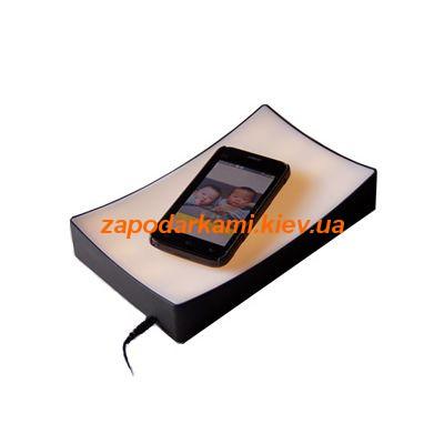 Подставка для мобильного, светодиодная