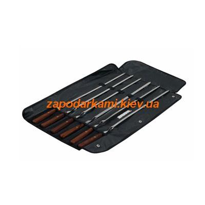 Набор шампуров (деревянные ручки)