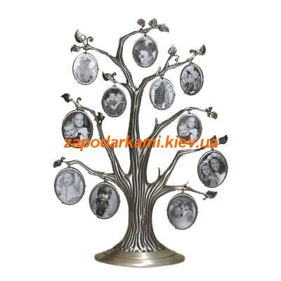 Фоторамка «Семейное дерево, 31 см» (22 фото)