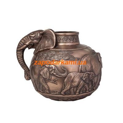 Декоративная ваза «Слон»