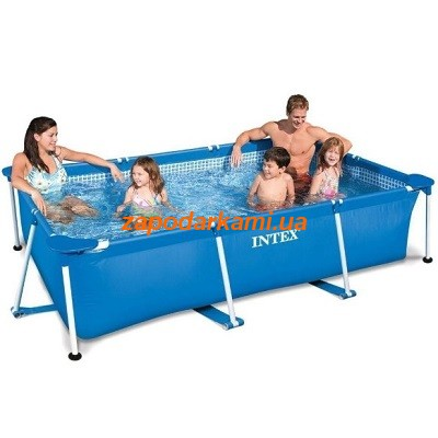 Каркасный бассейн Intex (300cm x 200 x 75cm)