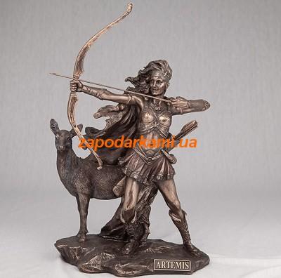 Статуэтка «Артемида - богиня охоты»
