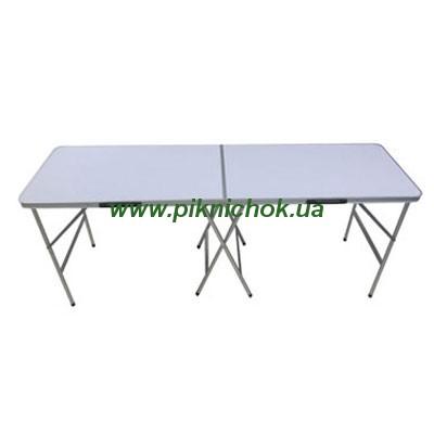 Раскладной стол (198х60 см)