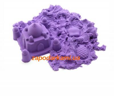 Кинетический песок  «SPM» 0,5 кг - 4 форм