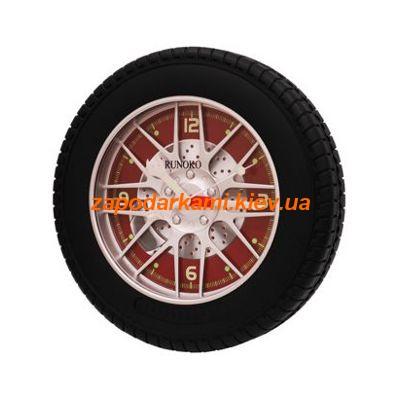 Оригинальные часы «Автомобильное колесо»