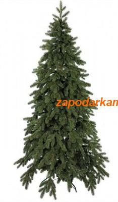 Элитная искусственная литая елка «Alpine» 2.2 метра