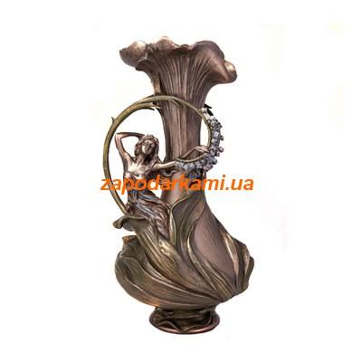 Декоративная ваза «Девушка в гиацинтах»