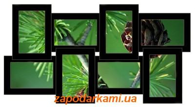 Фоторамка «LEGEND» на 8 фото в цветах, 2134