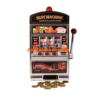 Игровой автомат «Однорукий бандит» B1