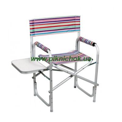 Раскладной алюминиевый стул