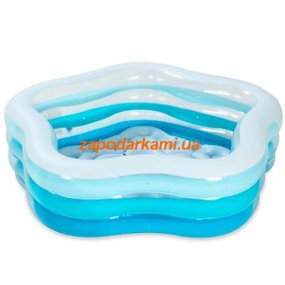 Детский надувной бассейн Intex «Star» (185см х 180см х 53см)