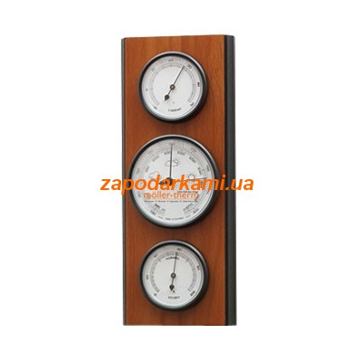 Барометр с термометром и гигрометром Moller, 2421