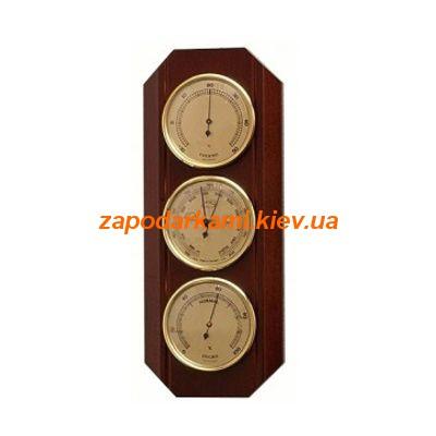 Барометр с термометром и гигрометром Moller, 1863