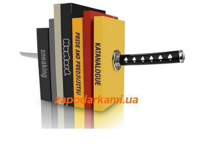 Держатель для книг «Katana Bookends»