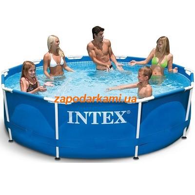 Каркасный бассейн Intex (305cm x 76cm)