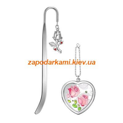 Подарочный набор «Роза» Jardin D`ete